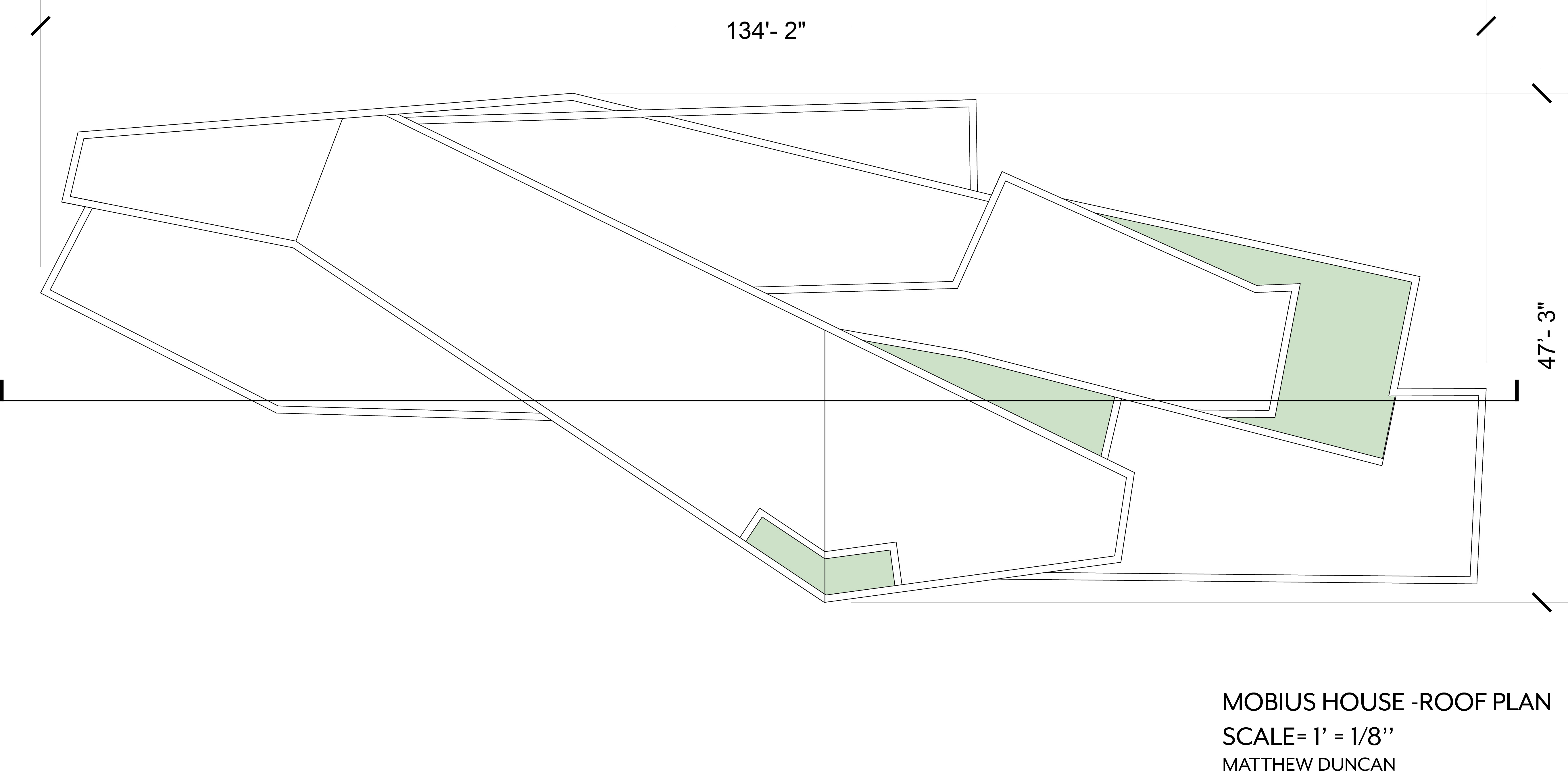 A4 ROOF PLAN